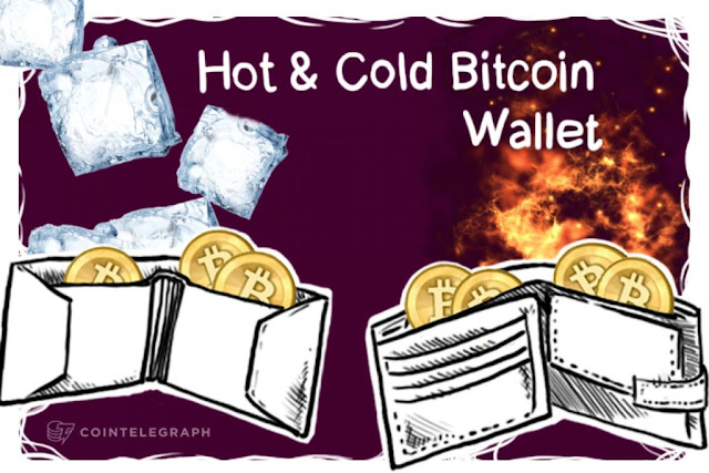 Ví nóng là gì? Ví lạnh là gì? 4 loại ví tiền điện tử cần biết tới