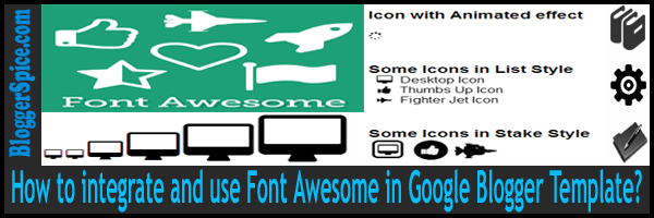 font awesome 4.0