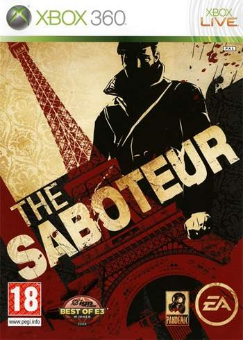 The Saboteur Xbox 360 Español [Pocos Links] Descargar