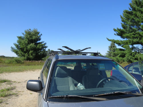 sea wing kayak carrier