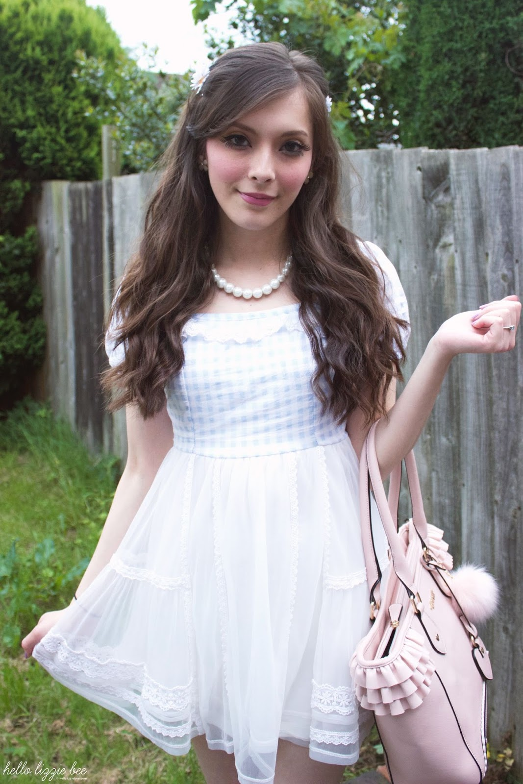 liz lisa dress review from Kawaii Gyaru Shop