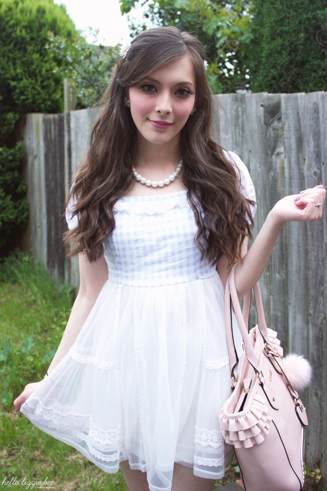 liz lisa dress review from Kawaii Gyaru Shop