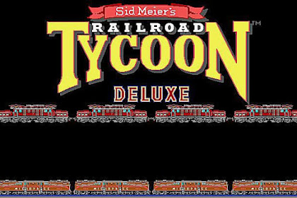 Download Game Railroad Tycoon 1 for Computer PC or Laptop