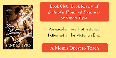 Lady of a Thousand Treasures book review