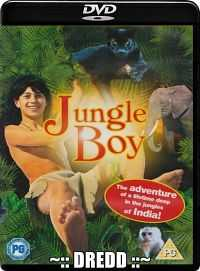 Jungle Boy (1998) Hindi - English 300mb Dual Audio Download DVDRip