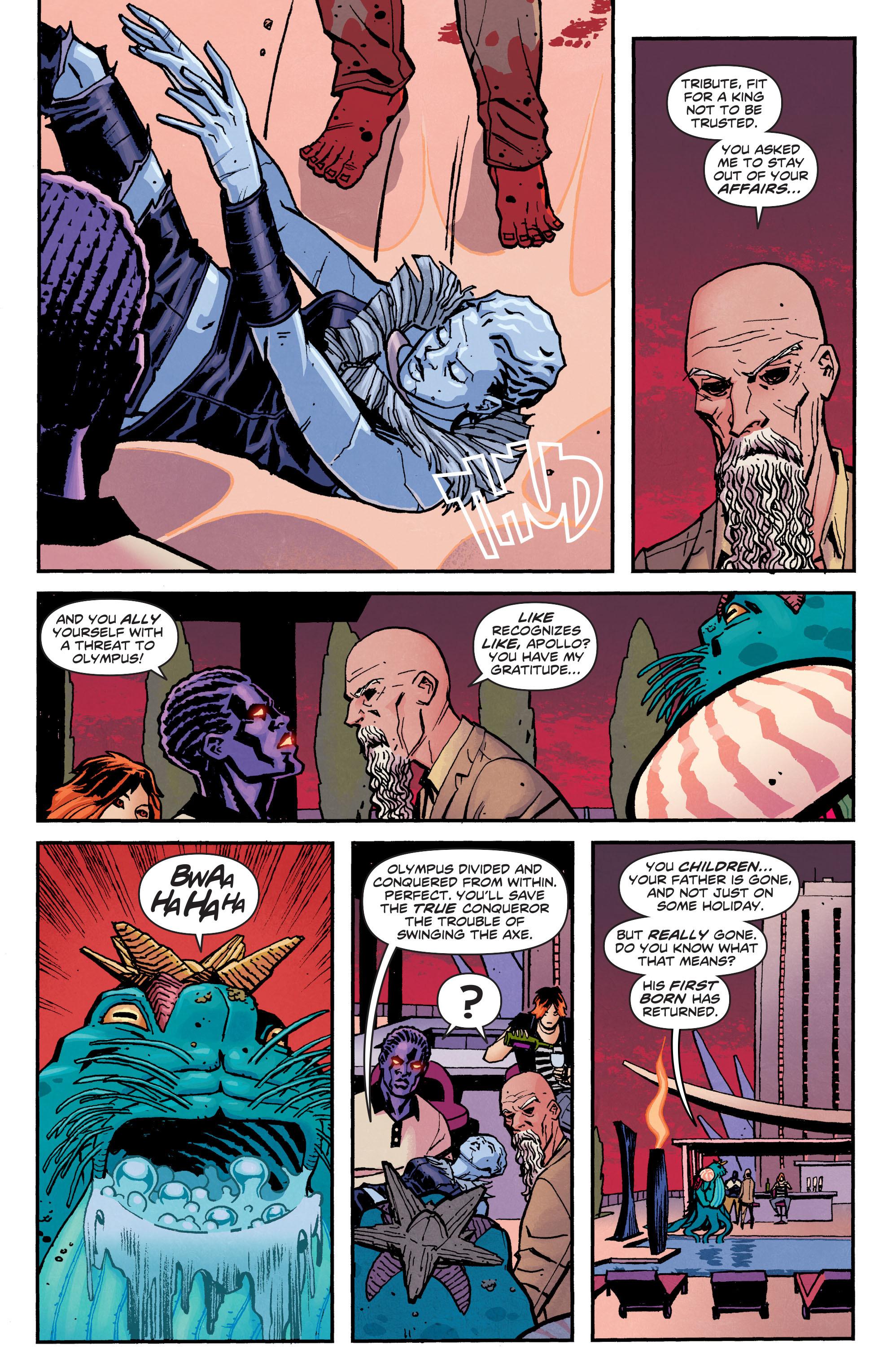 Read online Wonder Woman (2011) comic -  Issue #20 - 17
