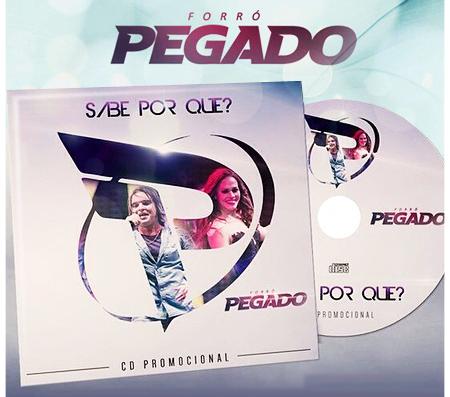 cd forro pegado agosto 2012
