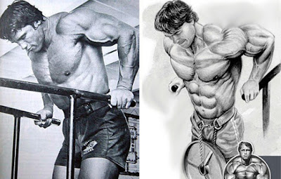Arnold's Tips Best Chest Workout