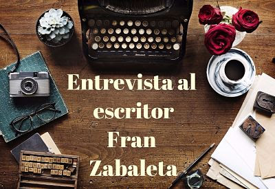Entrevista a Fran Zabaleta