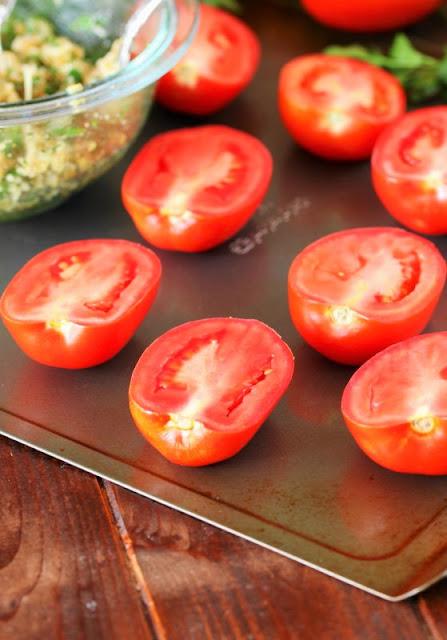 Roma Tomatoes Image