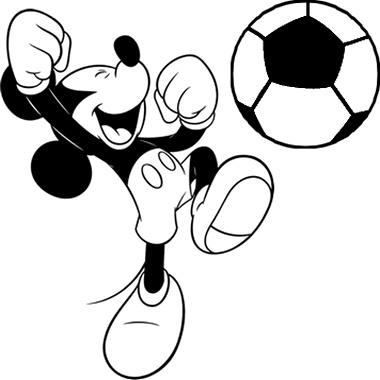 desenhos para colorir mickey mouse