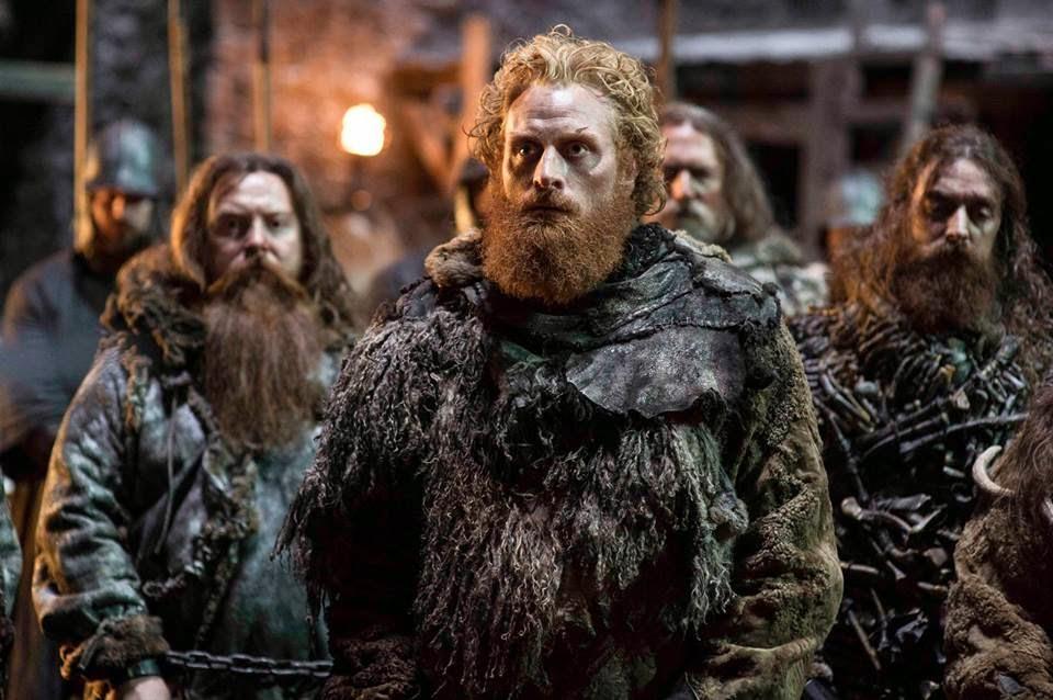 Kristofer Hivju como Tormund Giantsbane