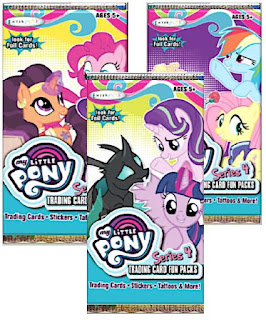 MLP Trading Cards Series 4 to be Expected on November 22