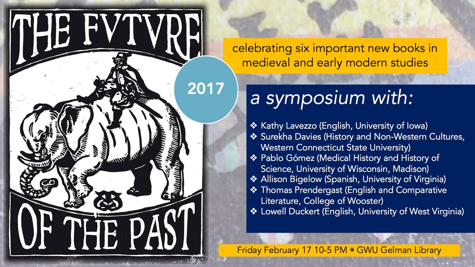 Wcsu Academic Calendar.Gw Memsi Futures Of The Past 2017 February 17