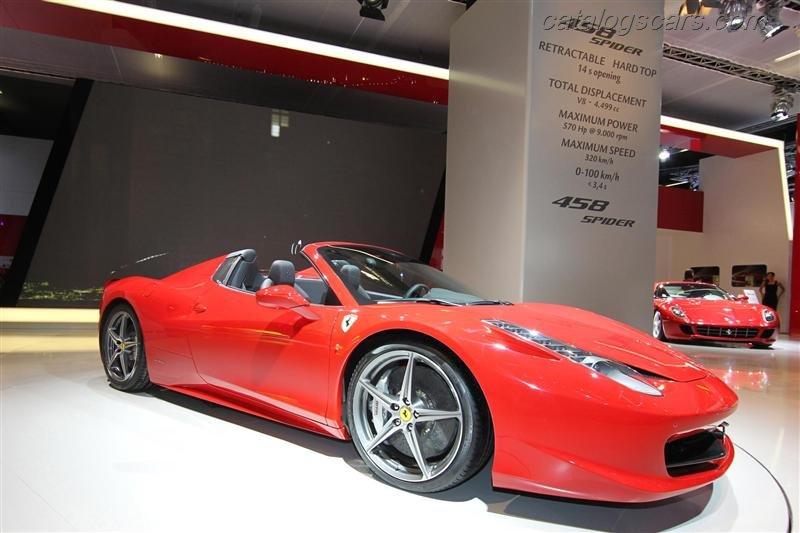 صور سيارة فيرارى 458 سبايدر 2013 - اجمل خلفيات صور عربية فيرارى 458 سبايدر 2013 - Ferrari 458 Spider Photos Ferrari-458-Spider-2012-05.jpg