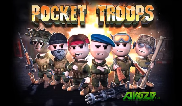 Pocket Troops v1.22.0 Apk Data Terbaru