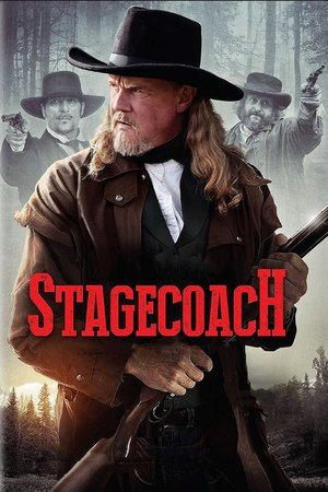 Poster Stagecoach: The Texas Jack Story 2016