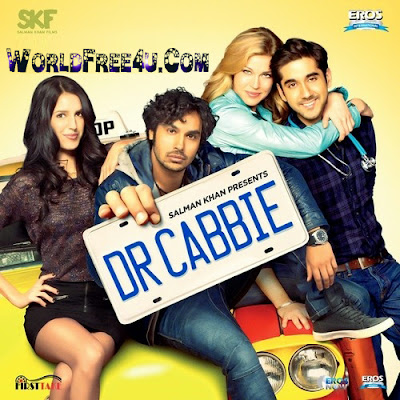 Cover Of Dr. Cabbie (2014) Hindi Movie Mp3 Songs Free Download Listen Online At worldfree4u.com