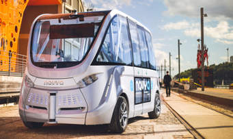 Singapore Set To Achieve A First Driverless Volvo Buses By 2020