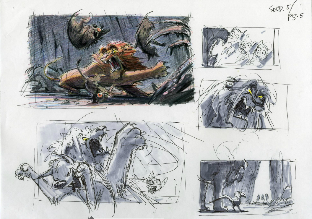 Gaskill_LK-3jpg (1056×741) About animation + Pinterest - film storyboards
