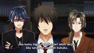 Bungou to Alchemist: Shinpan no Haguruma Episode 04 Subtitle Indonesia
