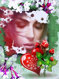 Kata kata indh Gambar Ilustrasi Bunga
