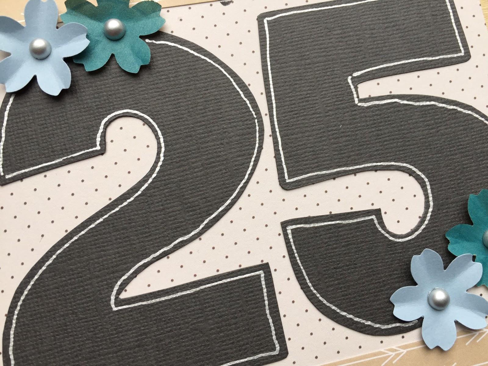 Lindacrea Gefeliciteerd 25 Jaar