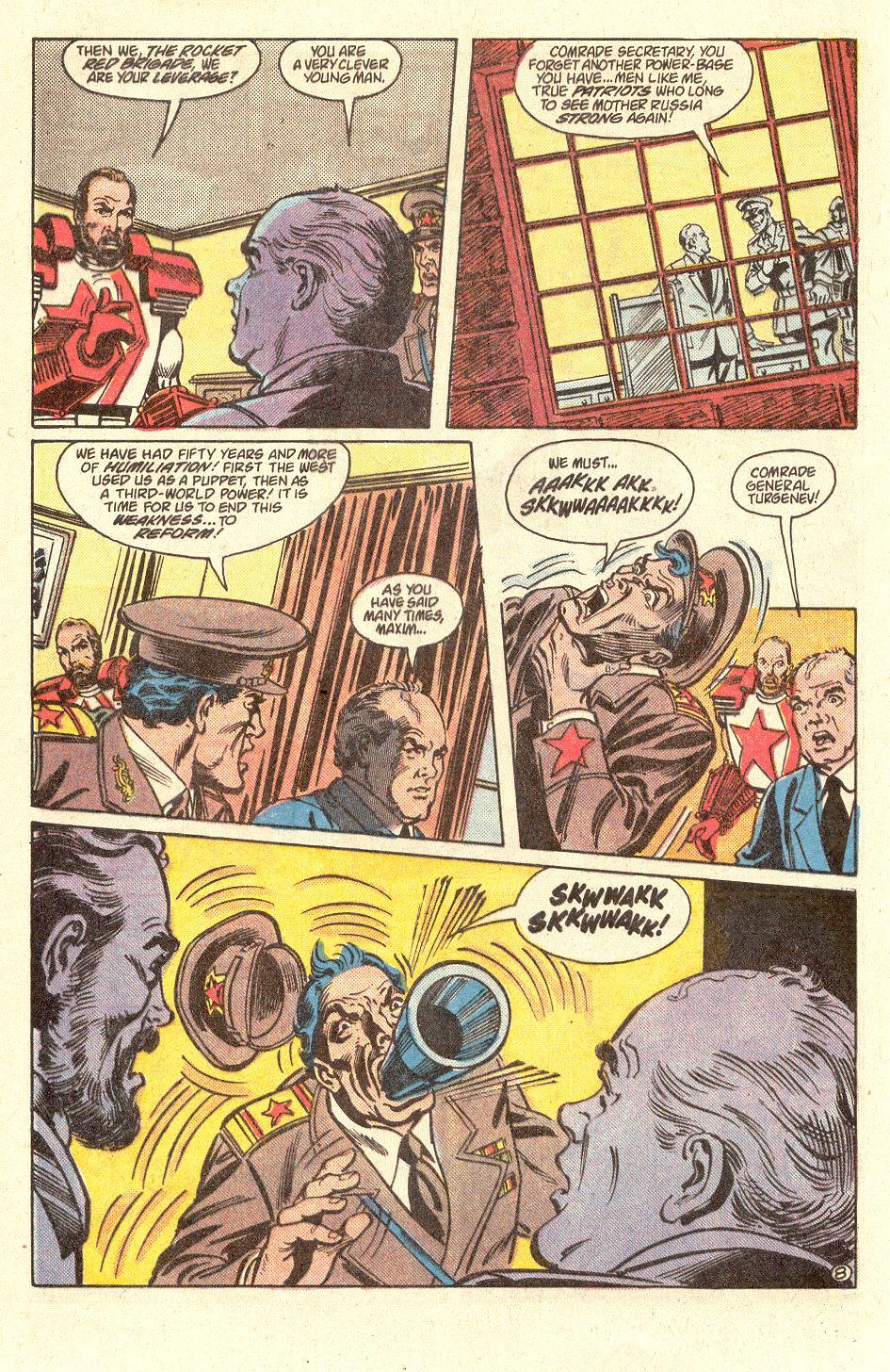 Read online Secret Origins (1986) comic -  Issue #34 - 28