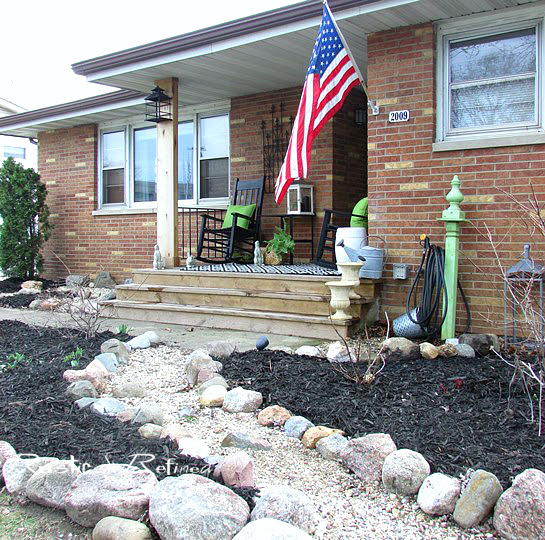 Flower bed Ideas for Spring