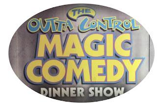 The Outta Control Magic Comedy Dinner Show in Orlando FL - WonderWorks
