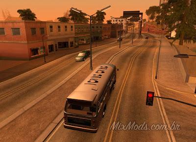 gta sa san mod ônibus anjo da guarda limitador velocidade