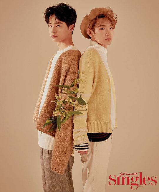 JBJ Korean Duo