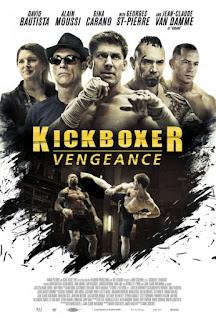 Kickboxer: Venganza Poster