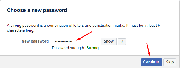 facebook se password recovery kaise kare