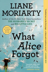 """What Alice Forgot"" is the Book of the Month for March 2016"