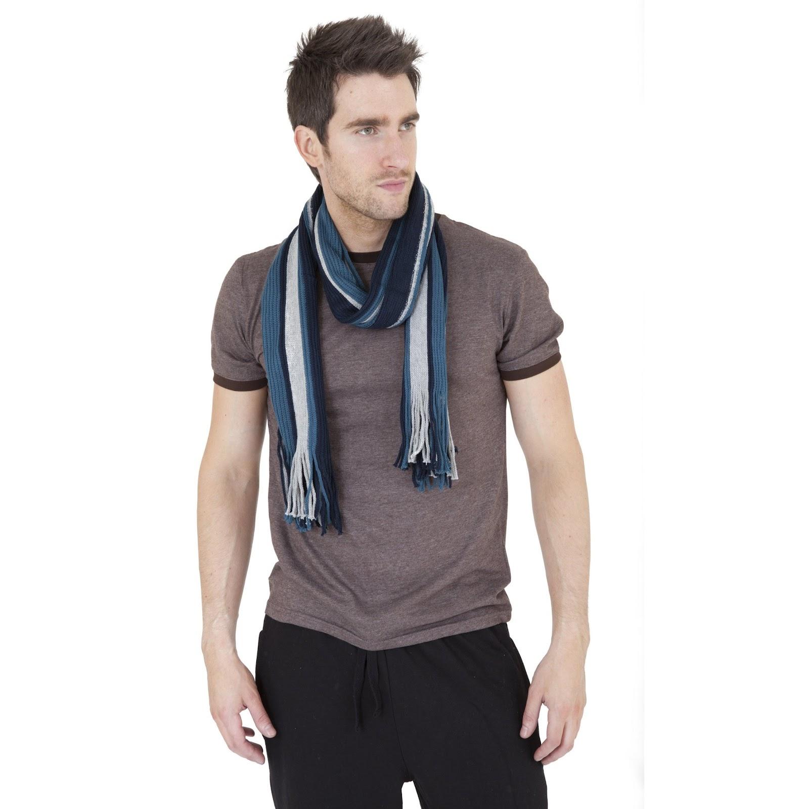 Choosing Best Scarves for Men ~ Trendy Costume   Thermal ...