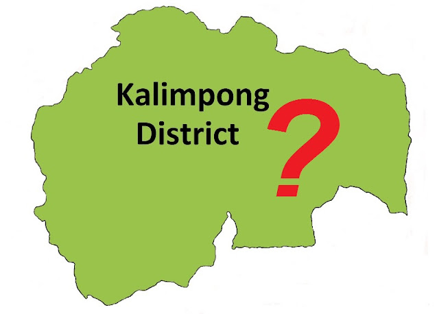 Why District Kalimpong