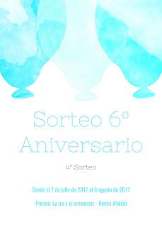 4º Sorteo del 6º aniversario [Lectura directa]