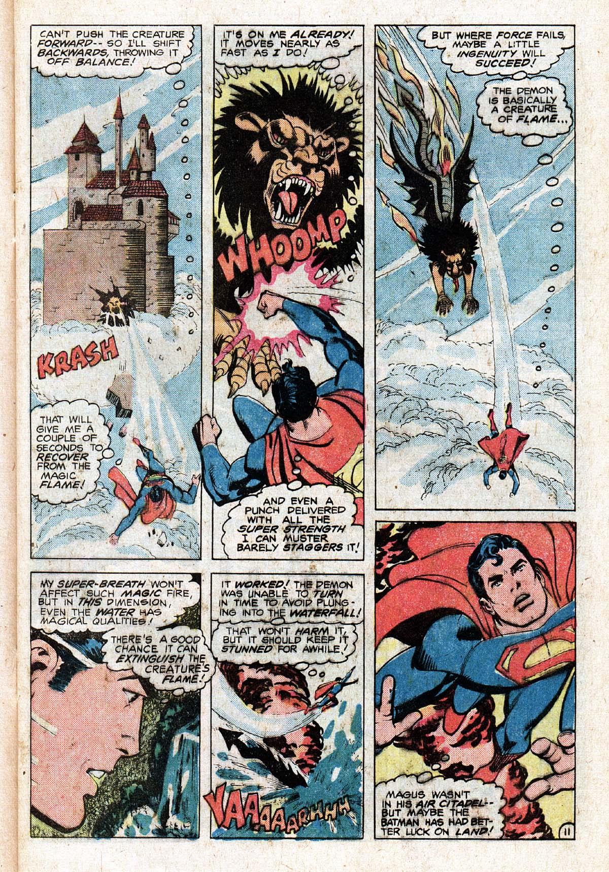 Read online World's Finest Comics comic -  Issue #265 - 15