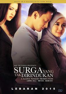 Film Surga Yang Tak Dirindukan (2015) Bluray