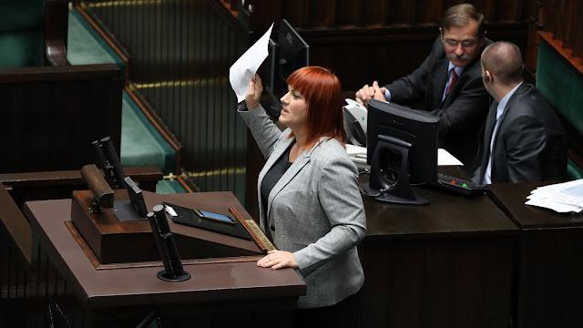antyszczepionkowcy Justyna Socha