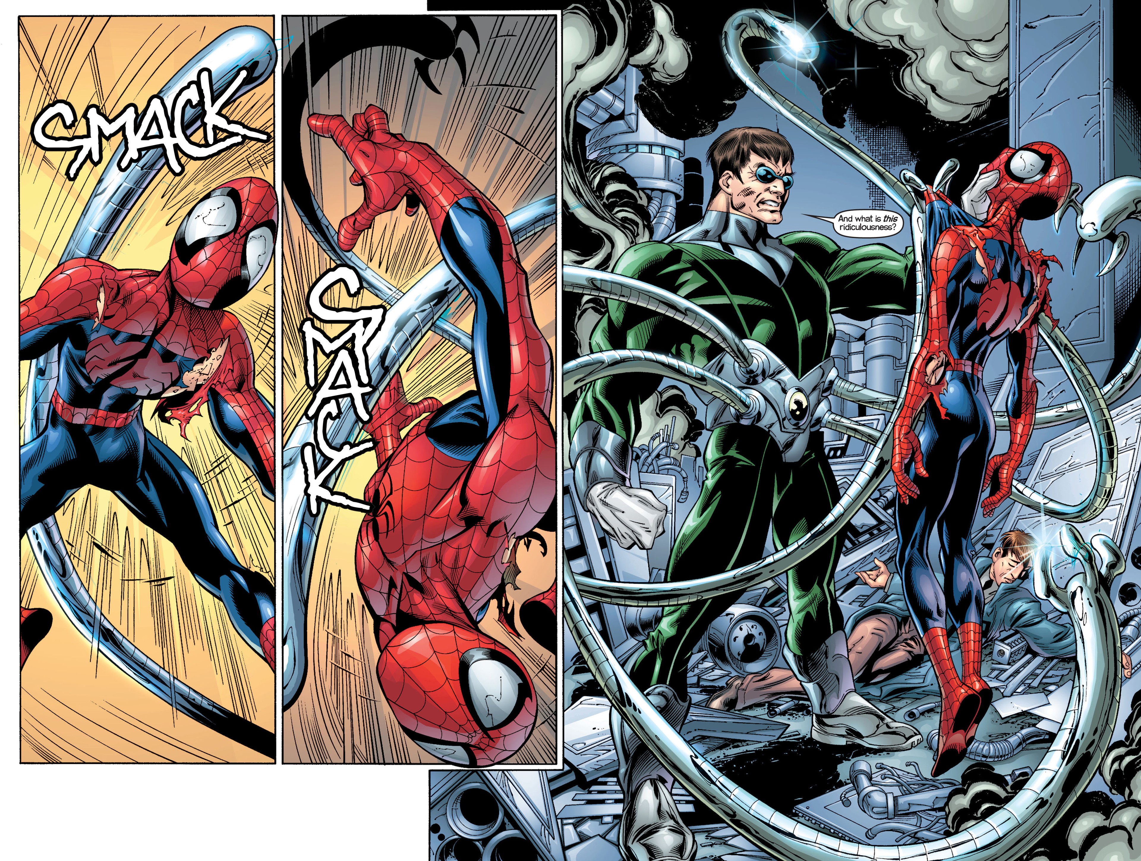 Read online Ultimate Spider-Man (2000) comic -  Issue #18 - 3