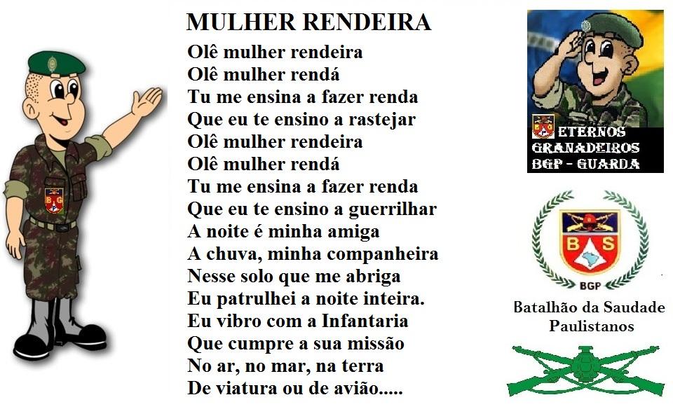 Batalhão Da Saudade Paulistanos Bgp Hino Cançoes Tfm E