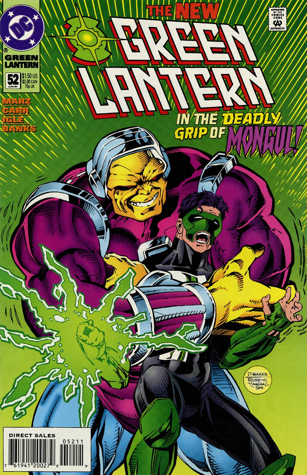 Green Lantern (1990) 52 Page 1