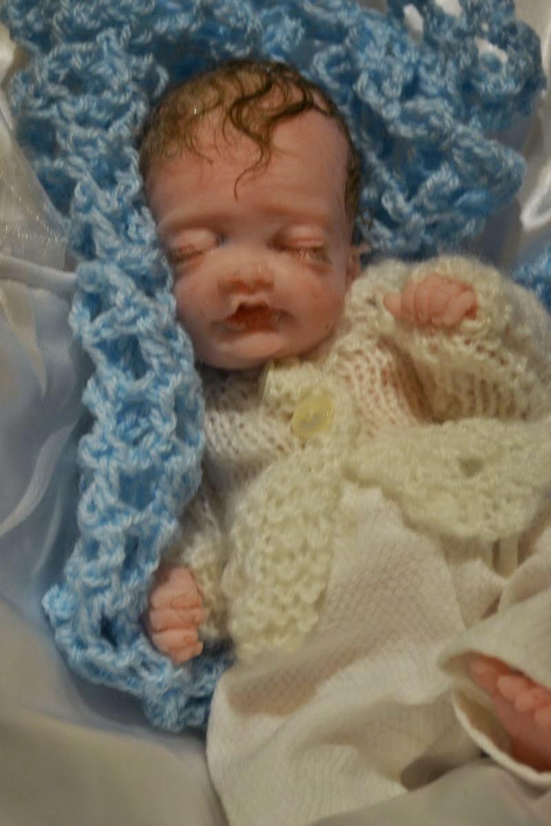 Full Body Silicone Baby Ooak Magdalena S Art Baby Doll Ebay
