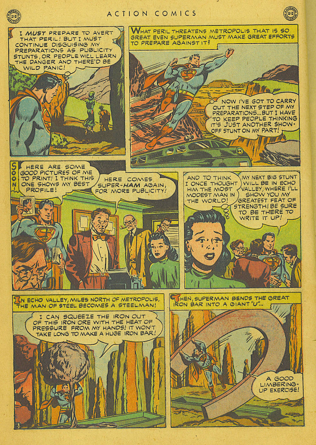 Action Comics (1938) 136 Page 6