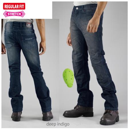 コミネのジーンズの画像