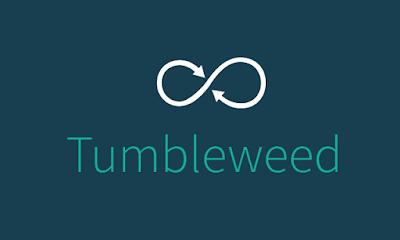 openSUSE Tumbleweed Logo