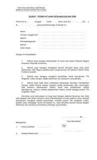 Kelengkapan Dokumen TNI 5