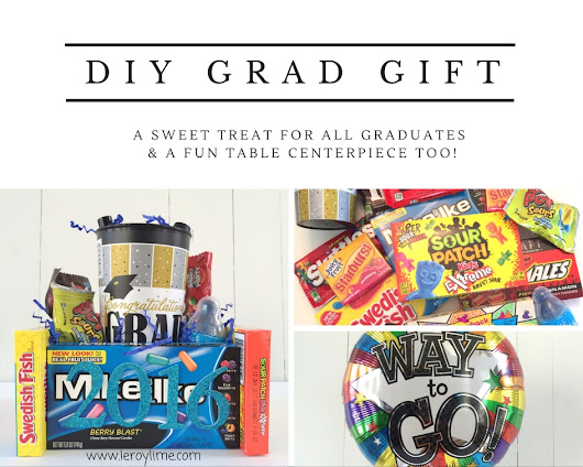 DIY Gift Grads Will LOVE